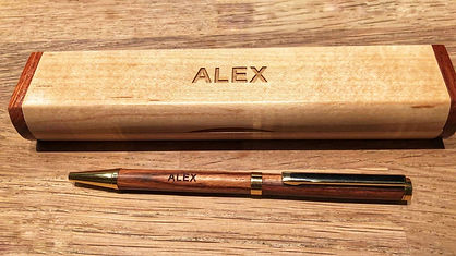 Wooden Pen Gift Set - Luxury Pen Gift Set