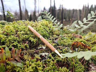 Sustainable Writing Pen - Wooden Ballpoint Pen