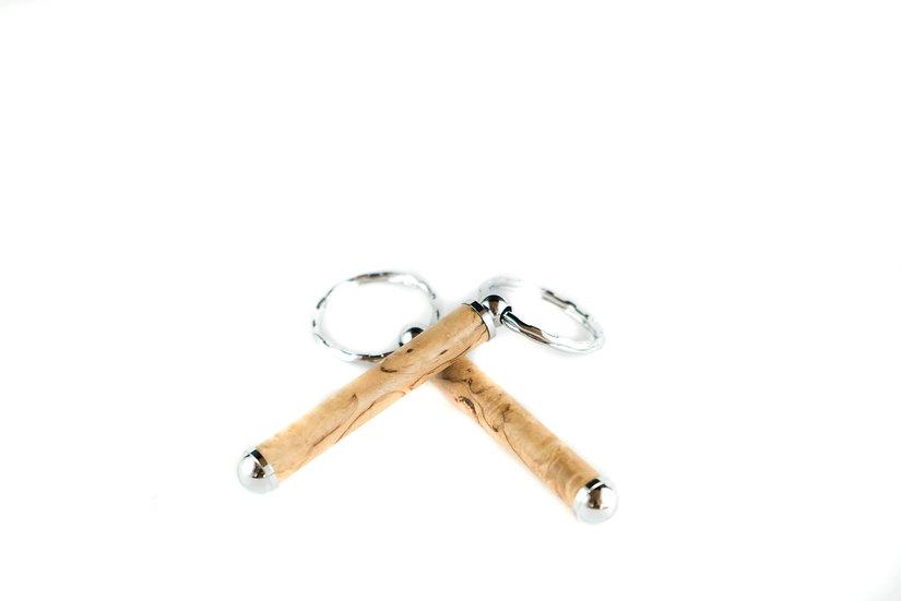 Handmade Wooden Keychain