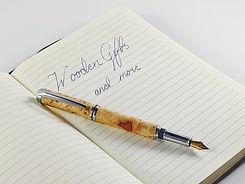 Ash Burl Fountain Pen.jpeg