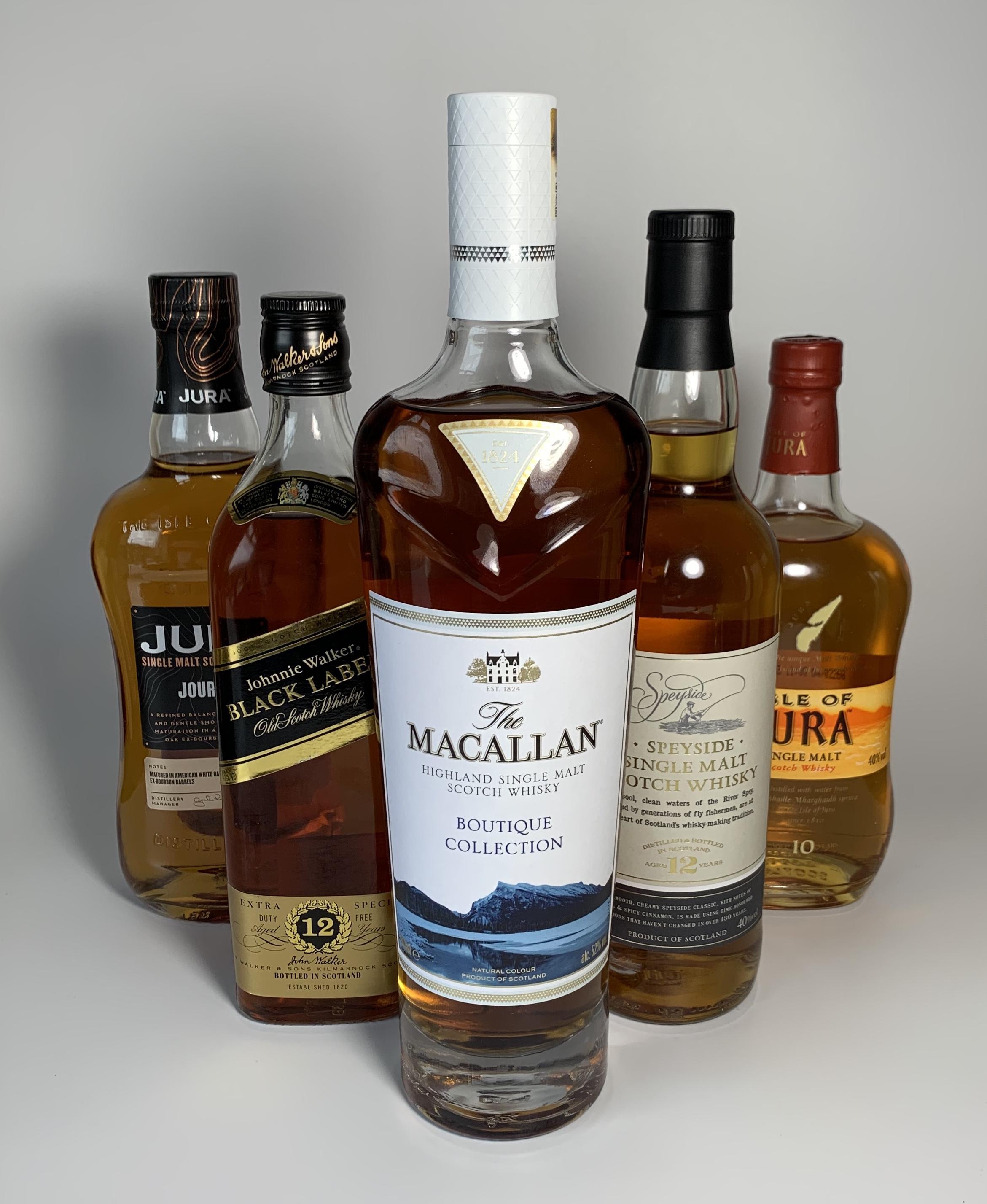 Premium Whiskys