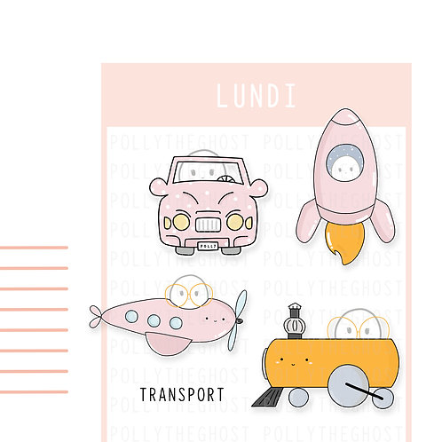 Polly - Transport