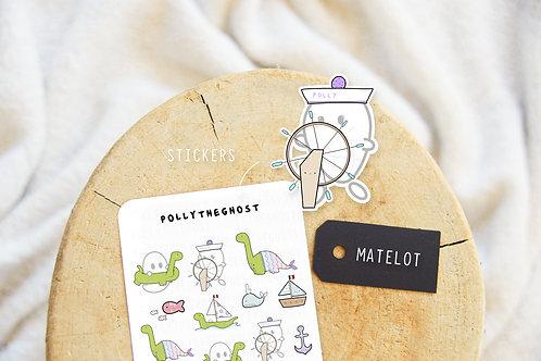 Polly x Donny - Matelot