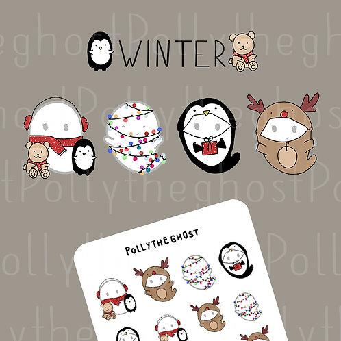 Polly - Winter
