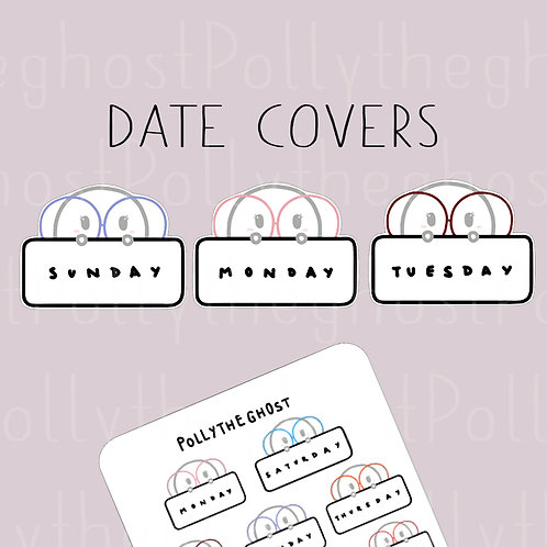 Polly - Date Covers