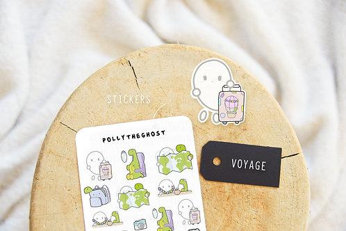 Polly x Donny - Voyage