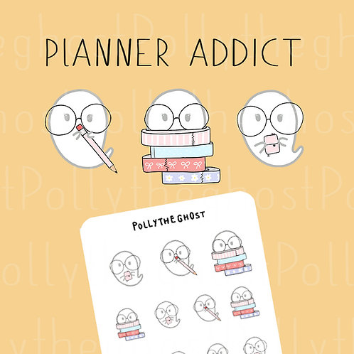 Polly - Planner addict