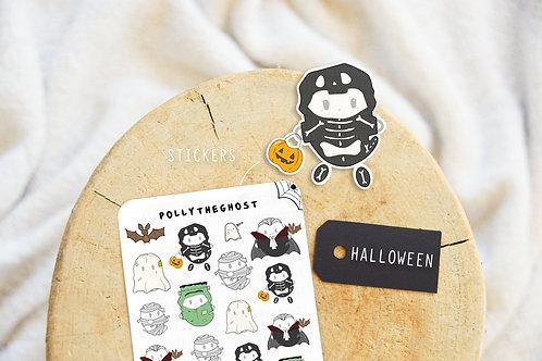 Polly - Halloween