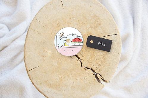 Polly - Sticker FSL Bain