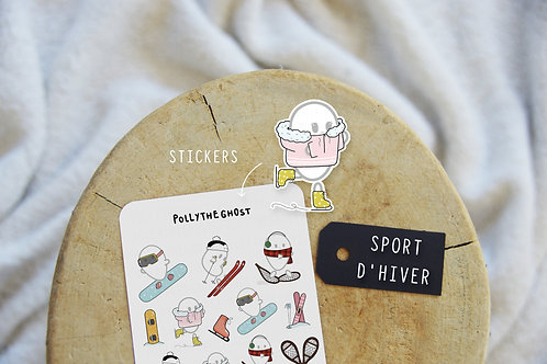 Polly - Sport d'hiver