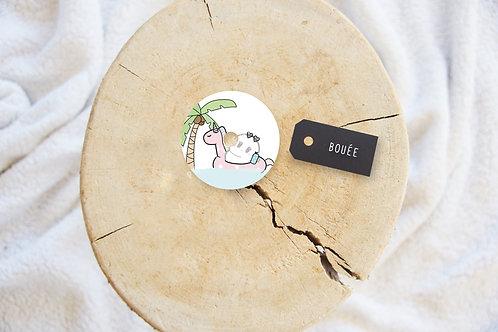 Polly - Sticker FSL Bouée