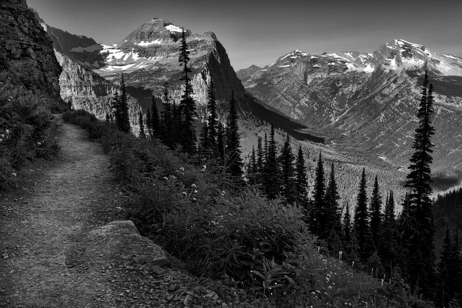 The Highline Trail