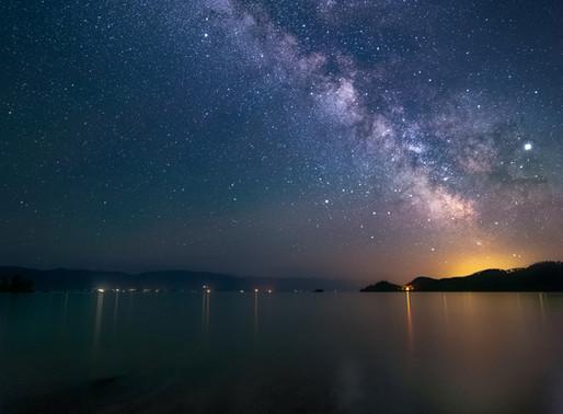 West Shore Milky Way