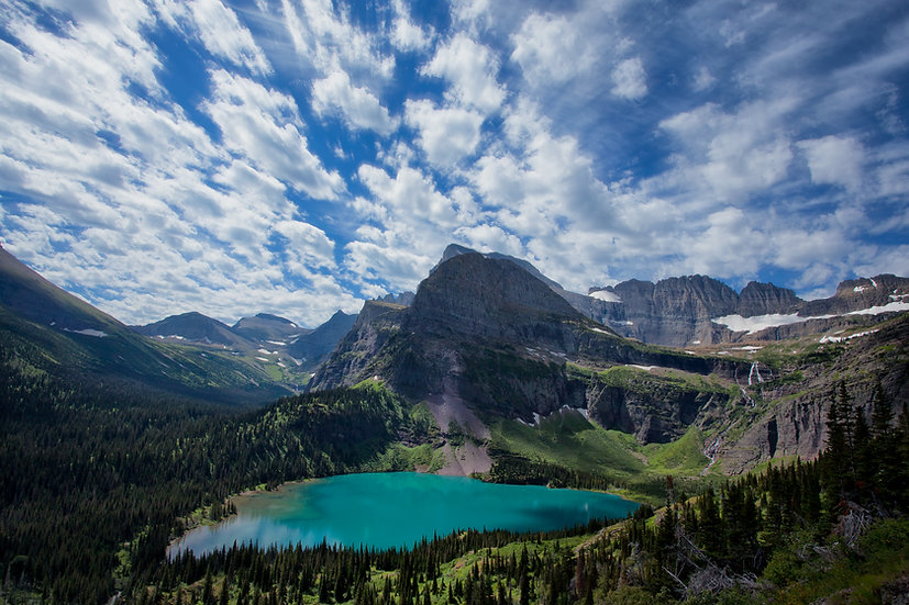 Lower Grinnell Lake
