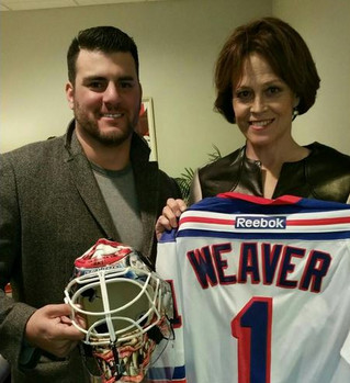 Sigourney Weaver Joins LSEG and Cam Talbot in Support of Garden of Dreams