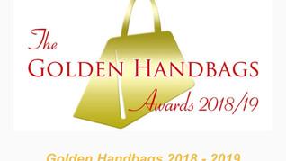 We've Been Nominated For A Golden Handbag!!!