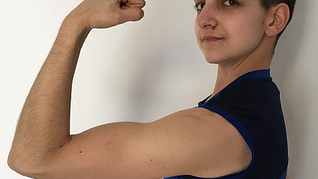 From Anorexia and Gender Dysphoria to Bodybuilding and Self-Acceptance by Nikias Tomasiello