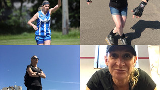 This sporting life by Liz Ridgway