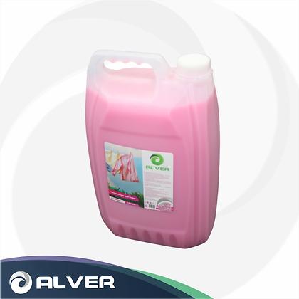 ALVER Кондиционер для белья розовый 5Л