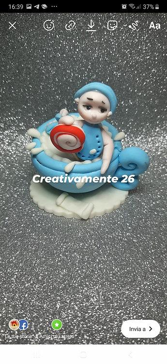 Nr. 3 - Creazione neonato