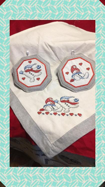 Nr. 8 Asciugamano da cucina