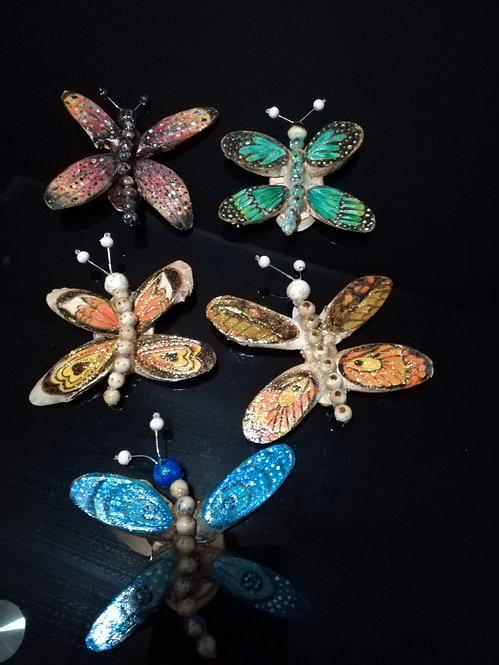 Nr. 28 - Farfalle decorative