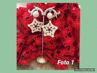 1 - orecchini stella