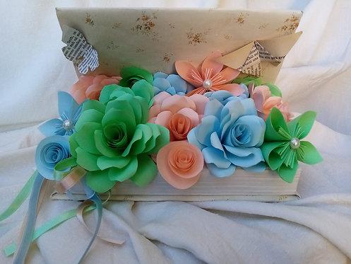 Nr. 16 – Cofanetto di fiori.