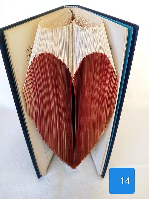 Nr. 14 - Tecnica Book-Folding.