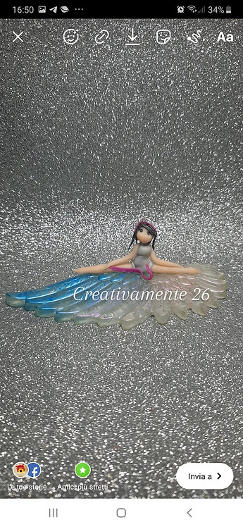 Nr. 15 - Statuina ballerina