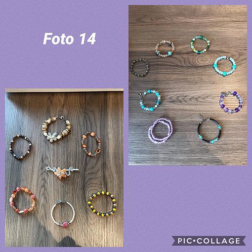 14 - braccialetti
