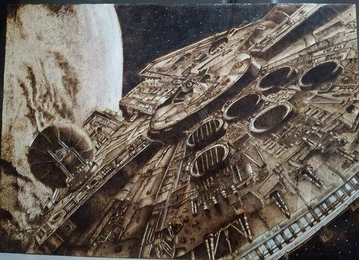 Nr. 29 – Astronave di STAR WARS