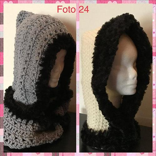 24 - cappucci in lana