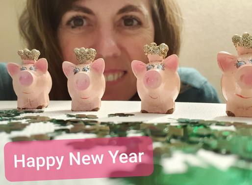 Neues Jahr - neues Glück - neue Möglichkeiten