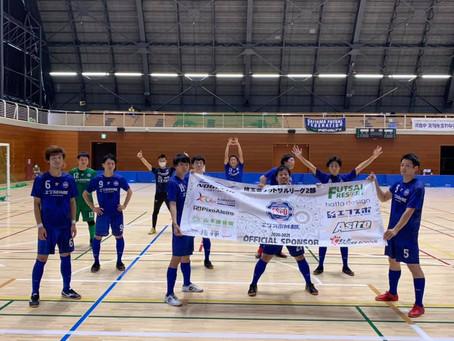 埼玉県フットサルリーグ2部 第1節 結果