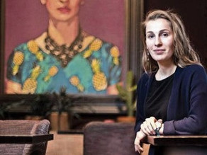 New in Zug: Elina Kazina now feels at home