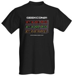 Back to the Future inspired T-Shirt