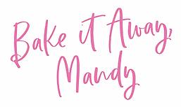 Bake It Away Mandy Logo