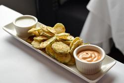 Centro zucchini chips