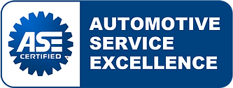 ASE certifed mechanic