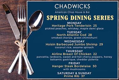 Chadwick S Restaurant In Rockville Centre