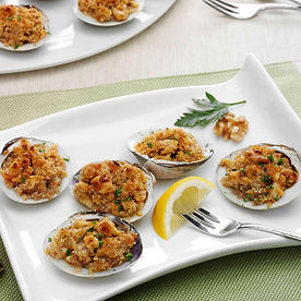 Baked Clams Catering