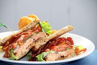 78 Foster Restaurant & Bar Salmon BLT