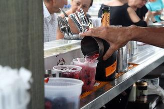 Oaklands Outdoor Bar