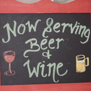 Local Beer & Wine