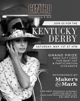 Centro kentucky derby