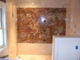 Showcase Construction Bathrooms