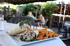 Churchills Chicken Craisin Wrap