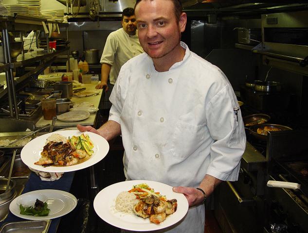 Chef Brian Mazzio