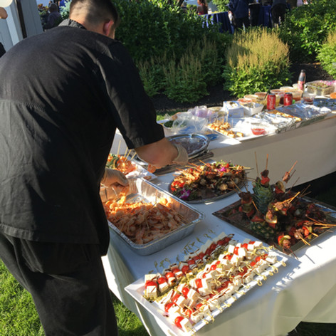 The BBQ King Catering